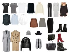 база by kkaten-ka on Polyvore featuring мода, Ryan Roche, Amuse Society, 'S MaxMara, NSF, Joseph, Evelin Brandt, J Brand, Duffy and Uniqlo
