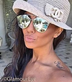 2aae78580d Dior Style Reflected SO Real Chrome Mirrored Designer Aviator DOuble Metal  Brow Bar Sunglasses Dior Reflected