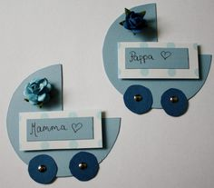 Shower Bebe, Candy Cards, Name Tags, Babyshower, Kids And Parenting, Christening, Little Boys, Diy And Crafts, Place Cards