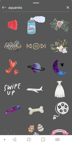 Instagram Emoji, Iphone Instagram, Instagram And Snapchat, Instagram Blog, Instagram Quotes, Instagram Story Ideas, Creative Instagram Photo Ideas, Instagram Photo Editing, Instagram Highlight Icons
