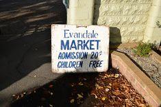 Hello From Tassie: Evandale Market, Launceston Tasmania