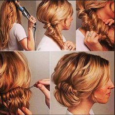 fishtail braid how to - pin now, read later