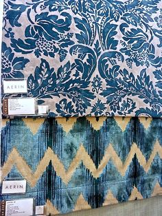 Aerin Lauder for Lee Jofa | perfect match