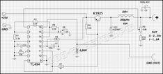 Полностью автоматическое зарядное устройство для аккумуляторов | Поделки своими руками для автолюбителей Hack Internet, Electronic Schematics, Electronics Projects, Sheet Music, Circuit, Solar Battery Charger, Frases, Tecnologia
