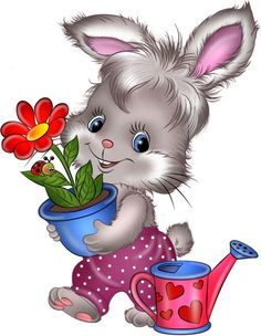 Easter Pictures, Holiday Pictures, Cute Pictures, Painting For Kids, Art For Kids, Snoopy Images, Bunny Images, Easter Wallpaper, Cute Clipart