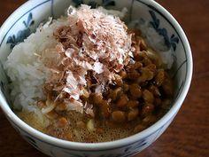 Natto Rice 納豆ごはん