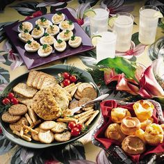 party food recipes with pictures | Cocktail Party | Rock UR Party Recipes