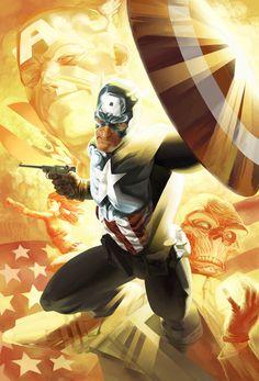 SSC - bucky captain america by anklesnsocks on DeviantArt