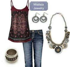 Mialisia Jewelry - hottest new trend! Awesome new opportunity during pre-launch! #mialisia #mialisiajewelry