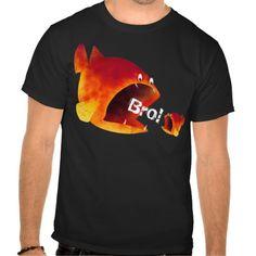 Funny Fish Bro! T Shirt #FunnyFish
