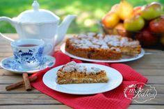 Krupicový koláč s jablkami a s tvarohom French Toast, Blog, Apple, Breakfast, Apple Fruit, Morning Coffee, Blogging, Apples