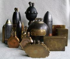 Trench Art : shapes