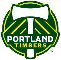Logo Portland Timbers, Timber Walls, Football Team Logos, Wall Clock Online, Major League Soccer, Sports Logo, Social Media, App, Sports