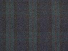 Schottenkaro in marine-grün-bordeaux-schwarz von Textil-Aktuell auf DaWanda.com