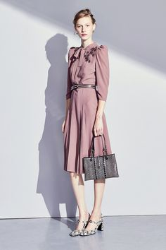 Bottega Veneta - Pre-Fall 2017 #dresses