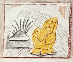 David Hockney, A Picture of Two Chairs , from Moving Focus, 1985-1986, Collectors Contemporary