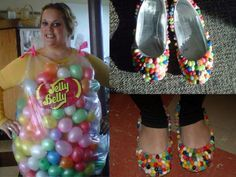 jelly bean costume - Google Search