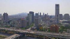 AERIAL SHOOT TEST(seoul city view ) gh4 4k