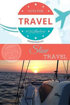 Slow travel gives us an opportunity to stop and catch our breath and immerse ourselves in the natural beauty and culture of the location we are in.  As slow travelers we have itineraries, but they are fluid.