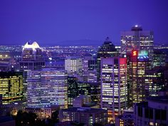 Montreal, Quebec, Canada is by far by favorite place to live. That city never sleeps! There's so much to see and do. If I had the chance, I would live there again. Montreal Ville, Montreal Quebec, Montreal Canada, Quebec City, Wallpaper Canada, City Wallpaper, Voyage Canada, Chateau Frontenac, Cities