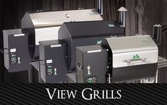 GMG Wood Pellet Bbq & Smoker Grills