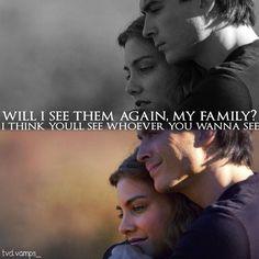 When Damon cried cos he had to kill Rose #thevampirediaries #tvd #damonsalvatore #iansomerhalder #delena