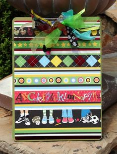 Super fun and super cute! Great end-of-the-year teacher gift idea.