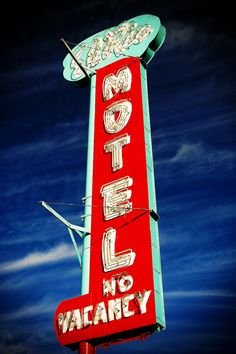 El Rio Motel Sign | Glendale, California