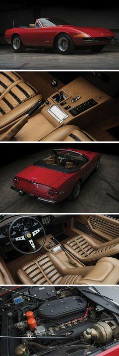You Can Own a 1973 Ferrari Daytona Spider