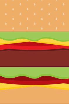 Download Wallpaper 750x1334 Hamburger, Fast food, Meat, Cheese ...