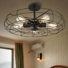 """simple iron design pendant light""中的照片 - Google 相册 European Bedroom, Ceiling Lamp, Ceiling Lights, Bedroom Balcony, Light Decorations, Chandelier, Pendant Lighting, Home Kitchens, Home Improvement"