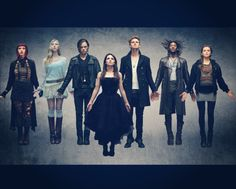 Embedded image Fallen Saga, Fallen Book, Fallen Angels, Lauren Kate Fallen Series, Harrison Gilbertson, Jeremy Irvine, Addison Timlin, Movies And Series, A Discovery Of Witches