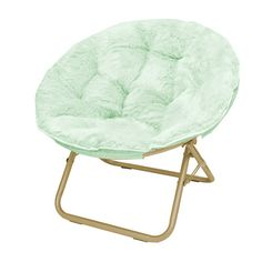 Find This Pin And More On Tween Girls Bedroom. Found It At Wayfair    Micromink Papasan Chair