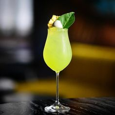 Check out the cocktails from @cocktail_circus Green Chartreuse shaken with apricot syrup gin pineapple juice basil leaves celery chunks and lime juice @houseaclubdelhi #wehavethelastword @wehavethelastword . .