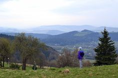 Active Long Weekend Poland, Góry Sowie, walking in the mountains