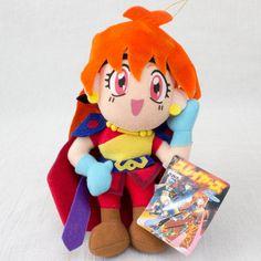 Slayers Lina Inverse Plush Doll Figure Banpresto JAPAN ANIME MANGA