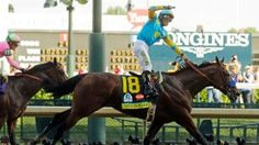 OMG American Pharaoh just won the Triple Crown!!!!!!!  The first since Secretariat in 1978!!!!!!!!