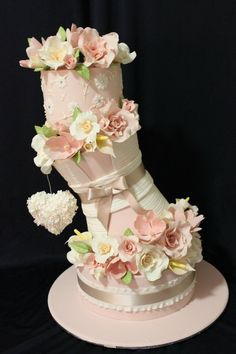 couture wedding cakes   ... Masterclass Topsy Turvy Cake by Couture Cakes, Sydney, New South Wales