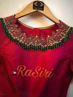 Cutwork Blouse Designs, Best Blouse Designs, Pattu Saree Blouse Designs, Bridal Blouse Designs, Blouse Neck Designs, Choli Designs, Kurta Designs, Hand Work Blouse Design, Stylish Blouse Design