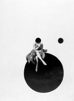 Olly und Dolly Schwestern, circa 1925Photographer: László...