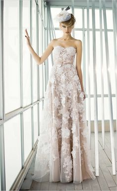 Mira Zwillinger Wedding Gown