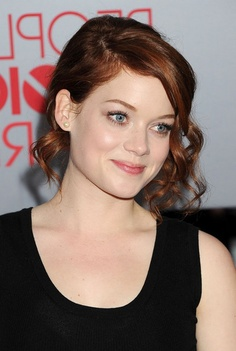great hair. jane levy