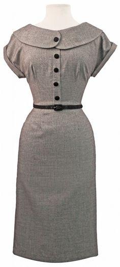 Stop Staring! Miriam Pinup Dress