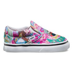 Toddlers Disney Slip-On | Shop Classic Shoes at Vans