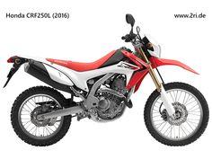 Honda CRF250L (2016)