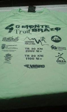 baranjaratube: COLABORACION TRAIL 30 KM MONTE BRAZO 2015