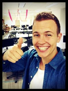 I think im genuinely in love with Jerome Jarre :) ♡♡