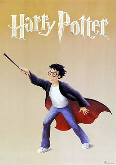 Harry Potter / Dolores Avendaño [2000?]