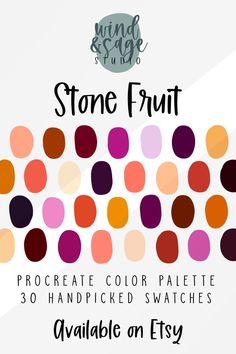 Paint Color Combos, Create Color Palette, Neutral Paint Colors, Calming Colors, Colour Pallette, Plum Color Palettes, Stone Fruit, Colour Board, Color Swatches