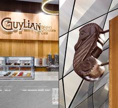Guylian chocolate store by F&HA, Sydney – Australia » Retail Design Blog